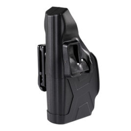 22504: Taser X2 Defender Blackhawk Left Hand Holster