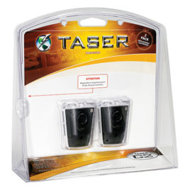 37215: Taser C2 Replacement Cartridges-Live 2 Pack.