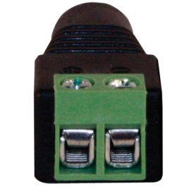 BNC-001-FM: FEMALE DC POWER CONNECTOR
