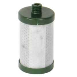 CFFILTER: Replacement carbon fiber filter for the Mini Water Filter Pump.