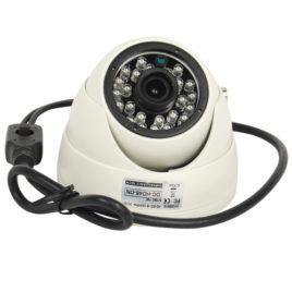 DC-HD45-DN: DC-HD45-DN is a full HD weather proof dome camera