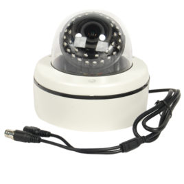 DC-HD60-DN: DC-HD60-DN is a full HD weather proof dome camera