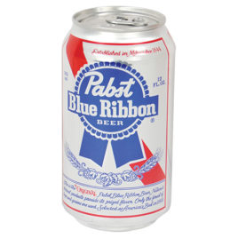 DS-PBRBEER: Pabst Blue Ribbon Can Safe