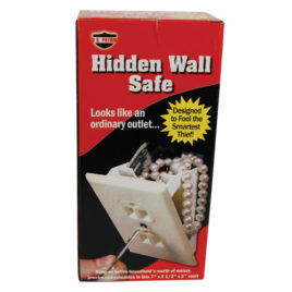 DS-WALL: Wall Socket Diversion Safe