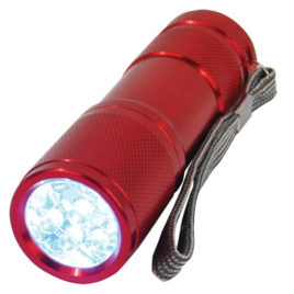 FL-9L: 9 LED Flashlight