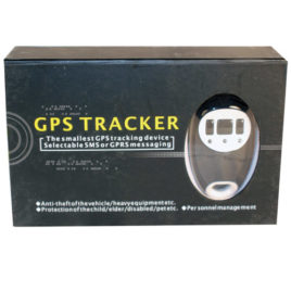 GPS-MINI: MINI GPS TRACKER