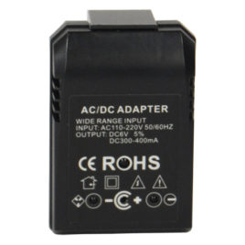 HC-ADAPT-DVR: AC Charger Hidden Spy Camera with Built in DVR