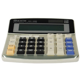 HC-CALCU-DVR: Calculator Hidden Spy Camera with Built in DVR