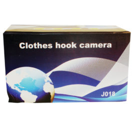HC-HOOK-DVR: WALLHOOK CAMERA WITH BUILT IN DVR