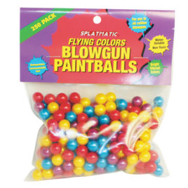 PB-250: Paintballs – 250 pack