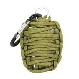 PCGRENADE: Paracord Grenade Survival Kit