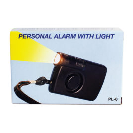 PL-6: 130db Alarm with Light
