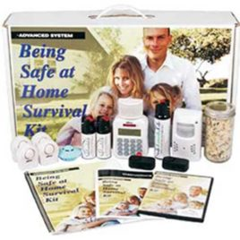 SFL-HOMEADVANCED: Being Safe At Home Survival Kit – Advanced System