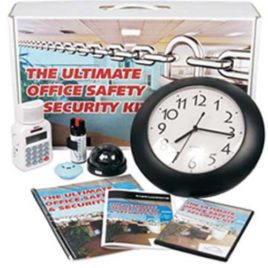 SFL-OFFICE: Ultimate Office Safety & Security Kit