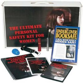 SFL-PERSONAL: Ultimate Personal Safety Kit for Women