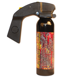 WF-18-9GEL: Wildfire 18% Pepper Gel Sticky Pepper Spray
